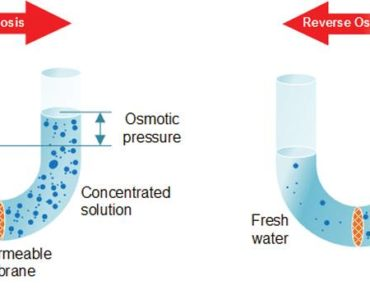 Osmosis and Reverse Osmosis Difference by Uztecho