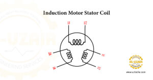 Figure 1. Induction motor stator coil